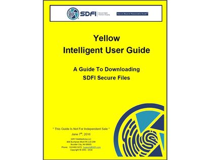 Step by step guide to downloading SDFI secure files. Easily instruct recipients of forensic data on how to download secure files sent through the SDFI File Portal.
