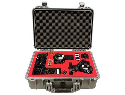 Contrast SDFI Camera System Case & accessories