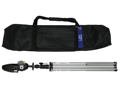 SDFI Camera System Stand With Over The Shoulder Carrying Case
