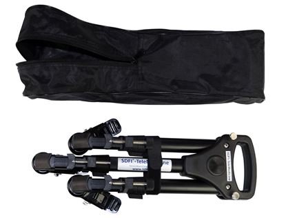 Picture of SDFI Rolling Stand Dolly With Over The Shoulder Soft Carrying Case