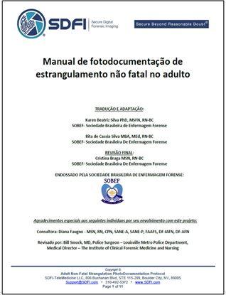SDFI Adult Portuguese Non-Fatal Strangulation Protocol