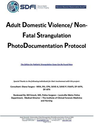 Domestic Violence Strangulation